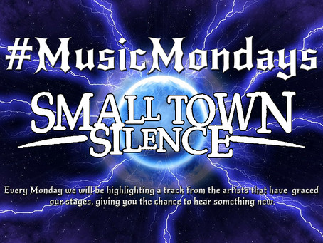 Small Town Silence - Mr White