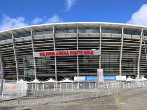 Arena Fonte não fará parte dos possíveis jogos da Copa do Nordeste