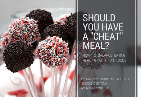"Should you have a ""cheat"" meal?"