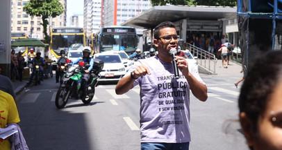 Frente de Luta pelo Transporte Público de Pernambuco lança central de denúncias