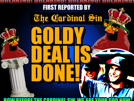 The Cardinal Sin - Breaking News
