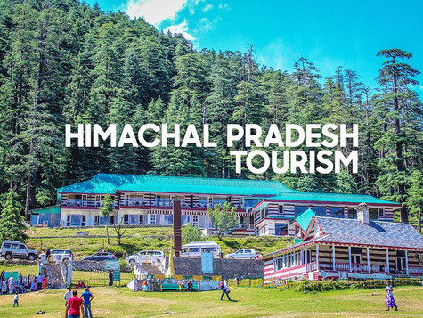 """The Heart of Himalayas"": Himachal Pradesh"