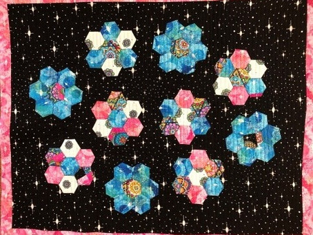 Make a Hexi Quilt with Debbie Denny!