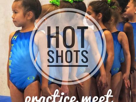 Hot Shots Practice Meet - Amazing!