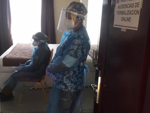 Dos quebrantadoras de cuarentena ingresan a residencia sanitaria