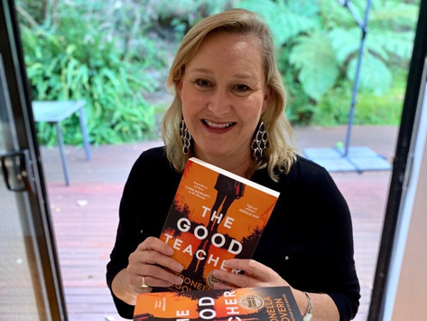 Mid-September Author Stalker with Petronella McGovern!