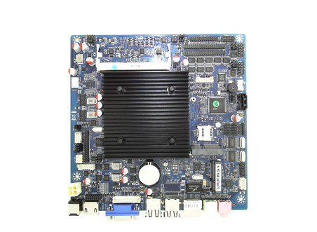 JIW-J1900-COM*10 (Bay trail/DDR3/RGB/HDMI/RS232*10)