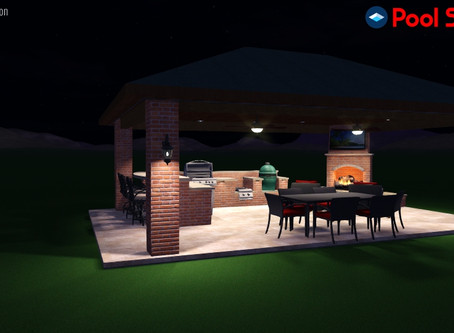 Latest 3D designs- Outdoor Living