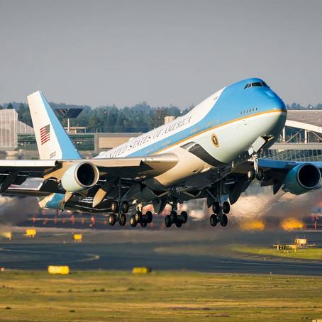 """Boeing comienza las modificaciones de los nuevos """"Air Force One´´"""