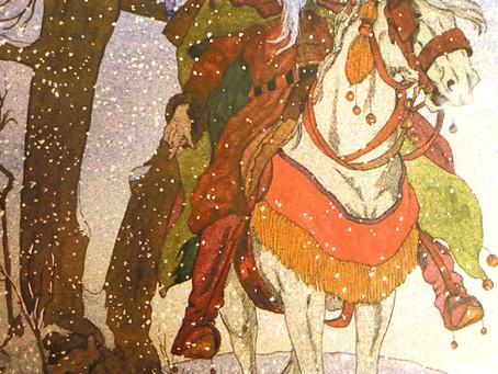 Ep. 12: Spirits of Christmas