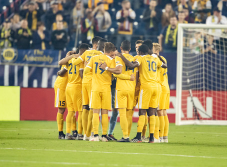 Nashville SC Offseason Outlook