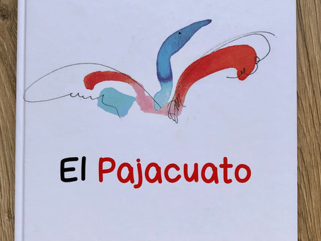 El pajacuato: libro bilingüe español- alemán