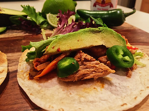 best crock pot pork taco recipe
