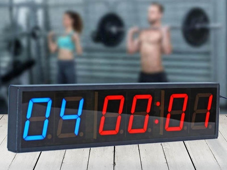 5 Best Training Timers