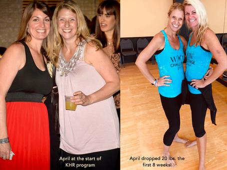 April's Transformation
