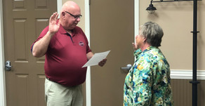 Charlotte Ford appointed to Brandenburg City Council after the resignation of Patsy Lusk