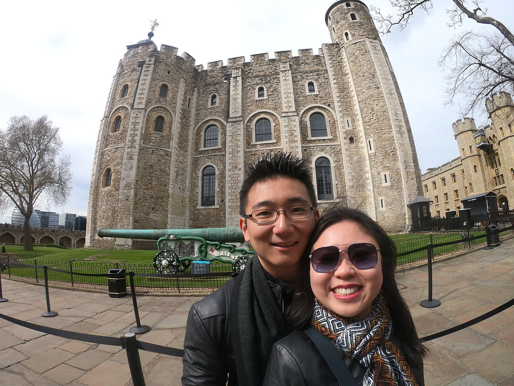 Torre de Londres. Tower of London.