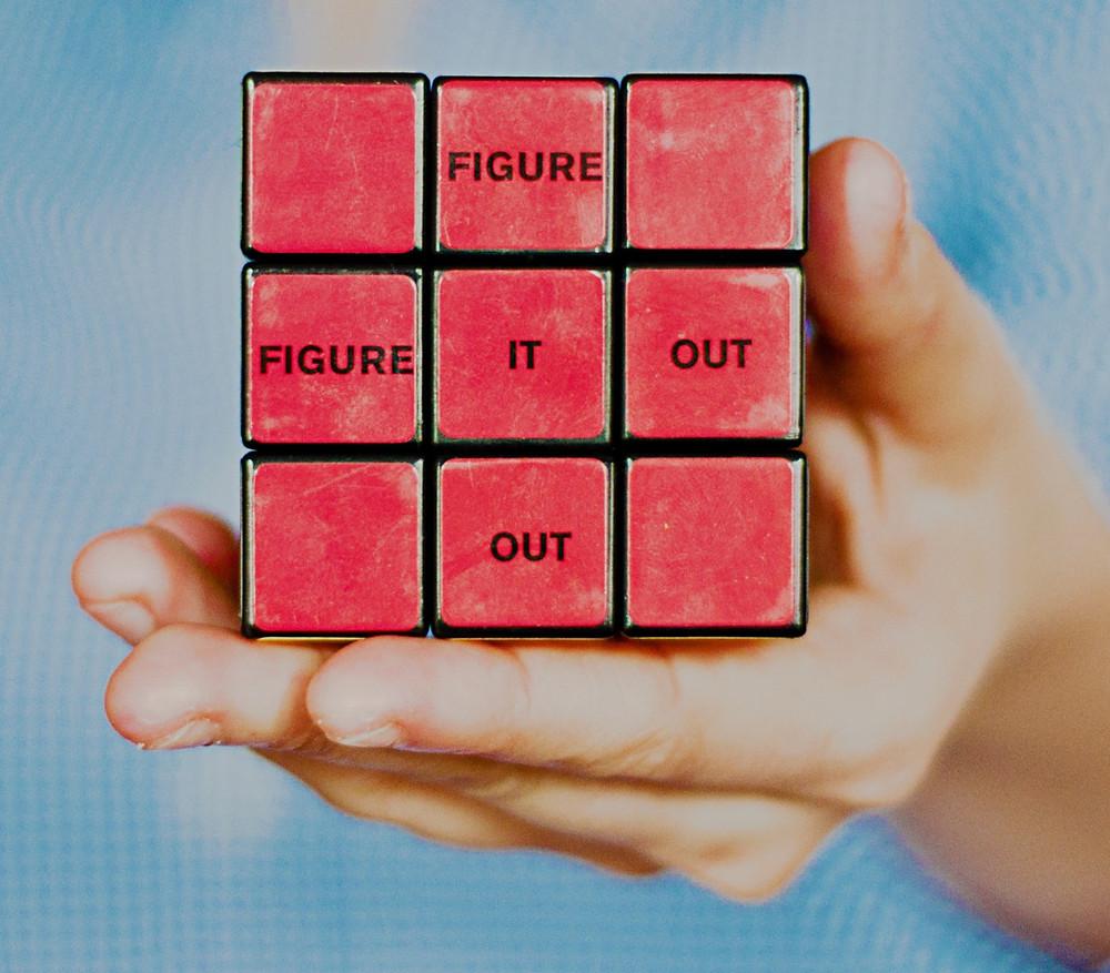Rubik's Cube vs Magic Cube