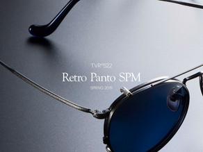 ล่าสุดกับ TVR®522 ดีไซน์ Retro Panto เอกลักษณ์ที่มีประวัติยาวนานตั้งแต่ 1900s