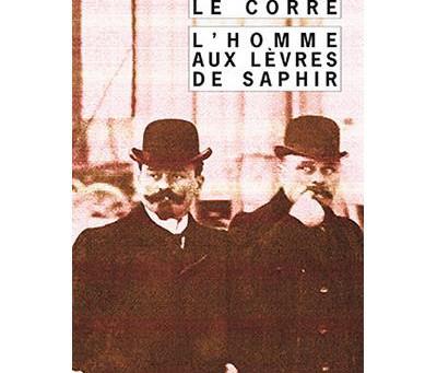 """Lecture : """"L'homme aux lèvres de saphir"""""""