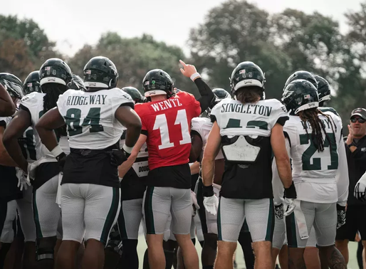 Eagles Training Camp 53 Man Roster Prediction
