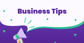Tips for a healthy business