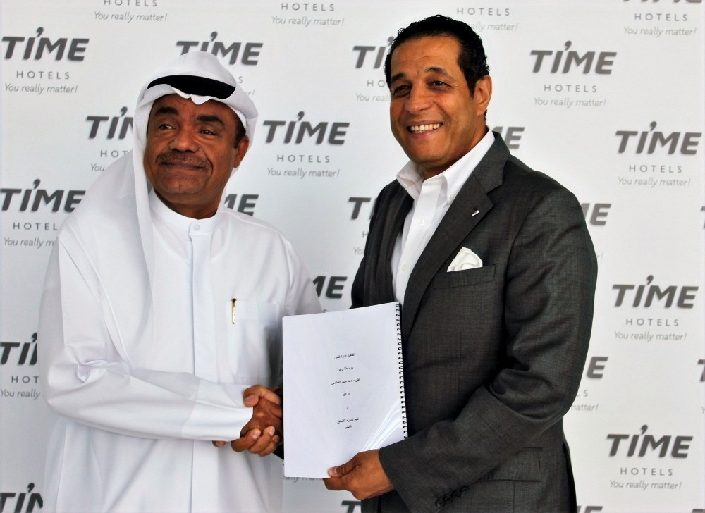 TIME Hotels CEO, Mohamed Awadalla