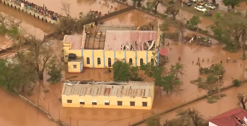 mmozanbique , inondation , catastrophe ,