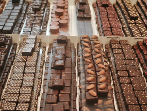 VizioVirtu': Chocolate made in Venice