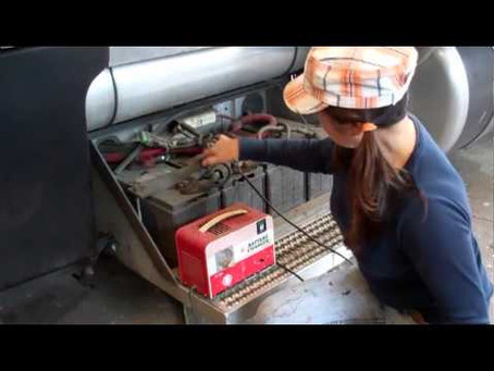 Group 31 Commercial Semi Truck Batteries