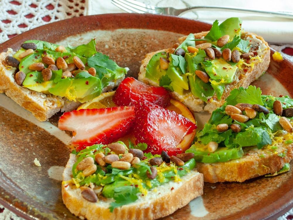 Nutrición del Azúcar y Consejos Saludables - alternativas saludables para el desayuno