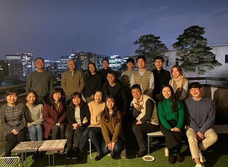 2019 HBF 송년회