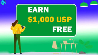 Платформа uSwapExchange проводит раздачу токенов по $1000 каждому за регистрацию