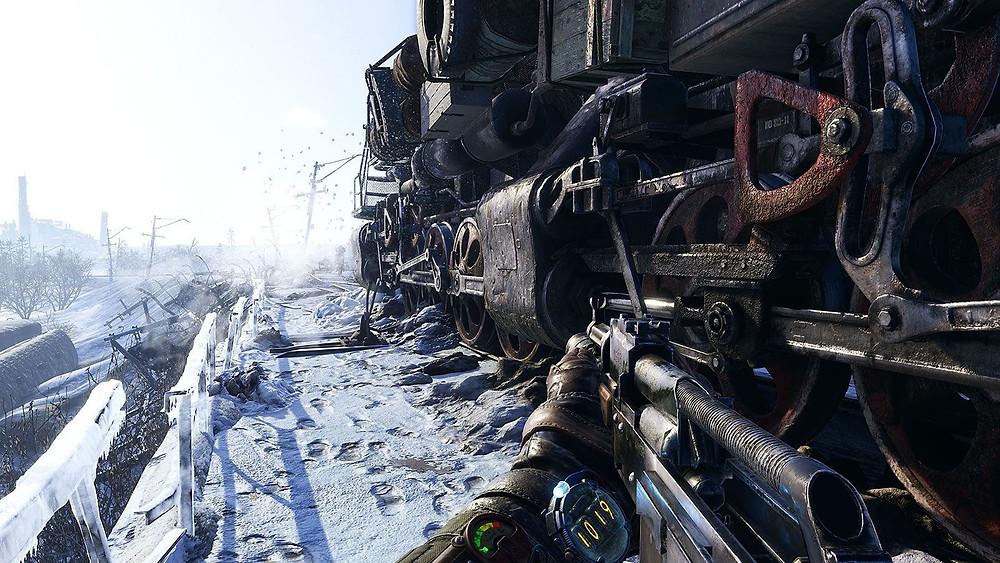 Metro Exodus Game Scene