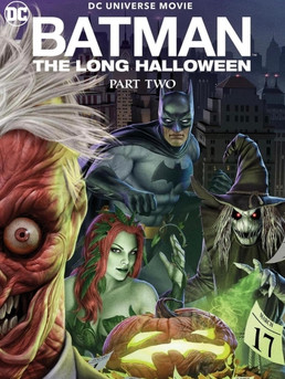 Batman The Long Halloween, Part Two Movie Download