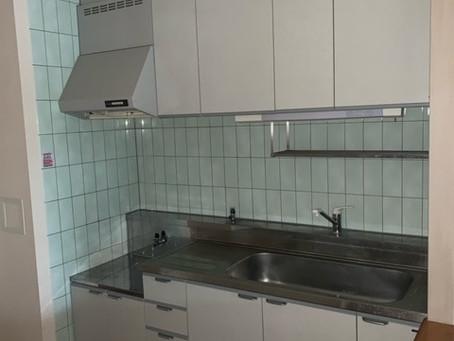 さいたま市緑区にてキッチン交換工事