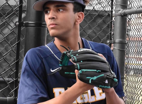 Daniel Bautista: Hitting his Dreams Out the Park