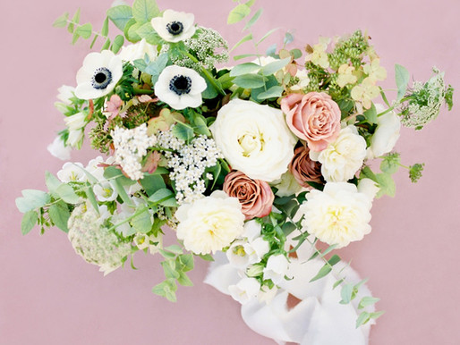 The importance of a bride's bouquet