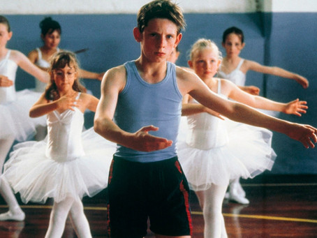 Una pasión: una vida entera. Billy Elliot de Stephen Daldry