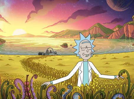 Rick and Morty Season 4: The King of S***