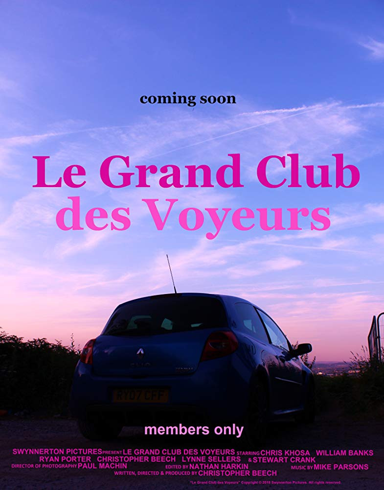 Le Grand Club des Voyeurs Movie Poster