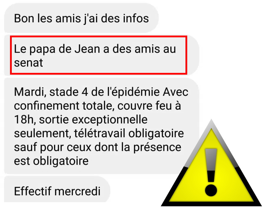 WhatsApp danger
