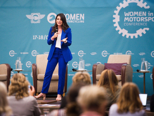 Hosting the FIM 1st Women in Motorsports Conference