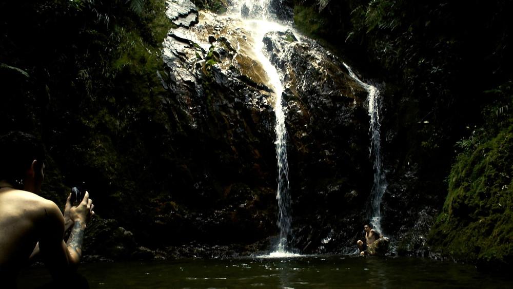 Waterfall Pablo Escobar Jail