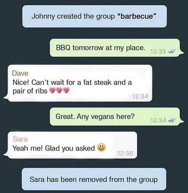 Funny Vegan Memes