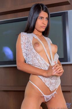 Fefy Velasquez Latina Teen