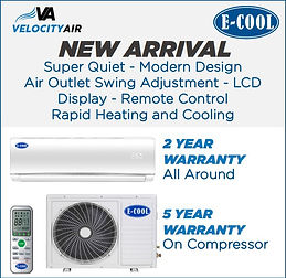 E Cool Air Conditionars New Arrivals.jpg