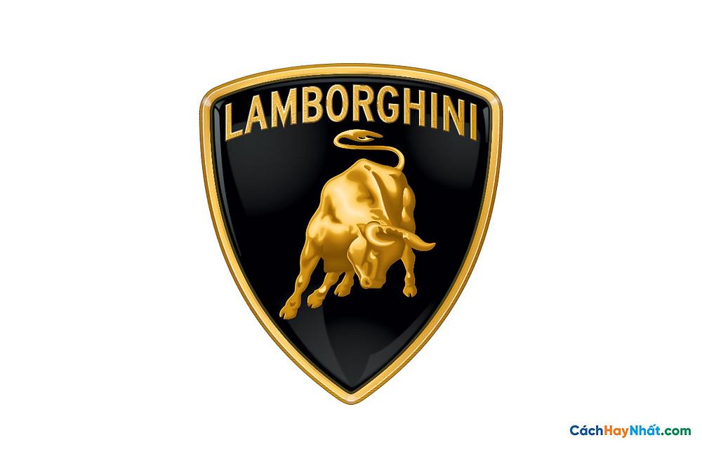 Logo Lamborghini JPG