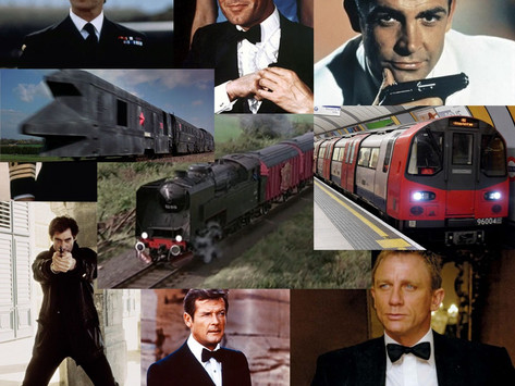 Feature -The Trains of 007