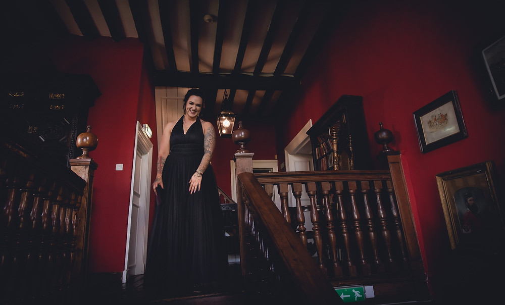 Allington Manor Staircase
